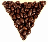 Papua New Guinea Highland Plantation AX Grade Whole Bean Coffee Gently Stirred