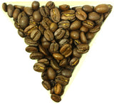 Peruvian Cafe Femenino Organic Fair Trade Coffee Gently Stirred
