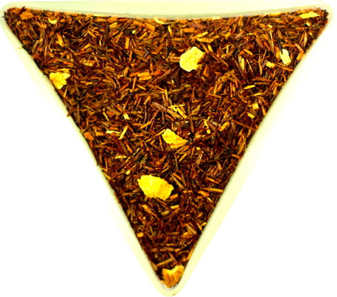 Rooibos Earl Grey Caffeine Free Healthy Loose Leaf Tea Gently Stirred