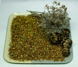 Rooibos And Green Honeybush - Organic - Relaxation Tea - Delightful Aniseed Flavoured Drink Very Healthy - Gently Stirred