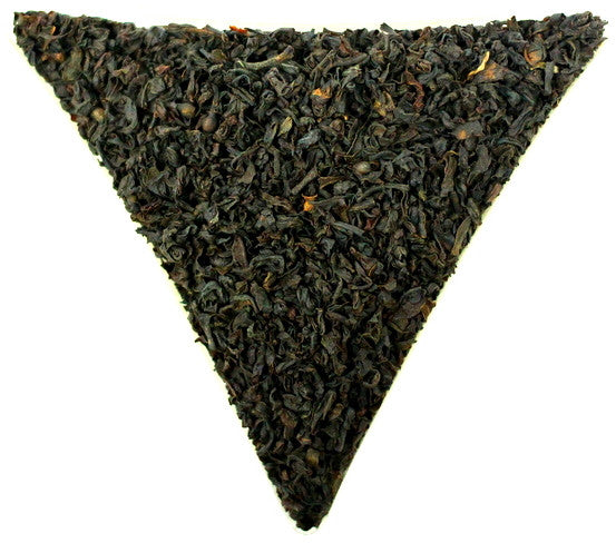 Rwanda Rukeri Plantation Pekoe Organic Loose Leaf Black Tea Gently Stirred