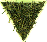 Rwanda Rukeri Plantation Silver Needles White Loose Leaf Tea Gently Stirred