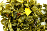 Sencha Spring Melody Green Tea Gently Stirred