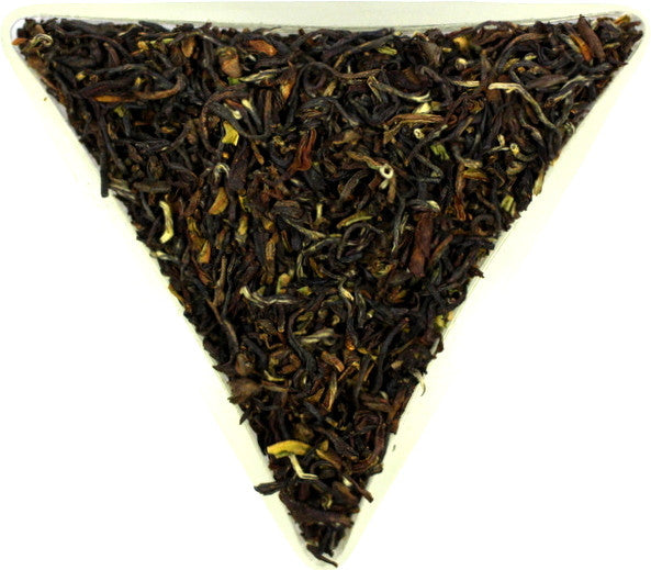 Sikkim Temi Estate 2nd Flush TGFOP Grade 1 Organic Gently Stirred