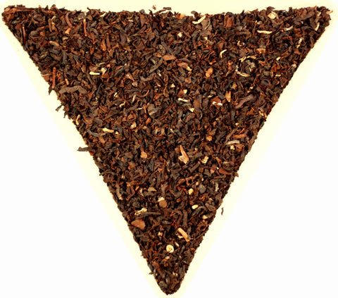 Sumatra Bah Butong Broken Orange Pekoe Grade 1 Loose Leaf Tea Gently Stirred