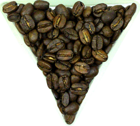 Sumatran Cafe Femenino Permata Gayo Coop Organic Fair Trade Coffee Beans Gently Stirred