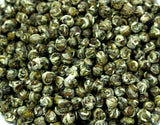 Tai Mu Long Zhu Organic Dragon Pearls White Tea Gently Stirred