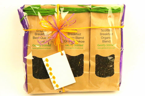 Tea Gift Pack Our Favourite Loose Leaf Tea Collection From Around the World