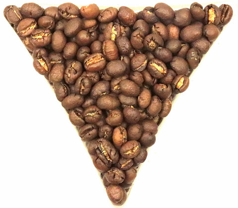 Thailand Doi Chaang Peaberry Whole Coffee Beans Organic Fair Trade Light Medium Roasted Coffee
