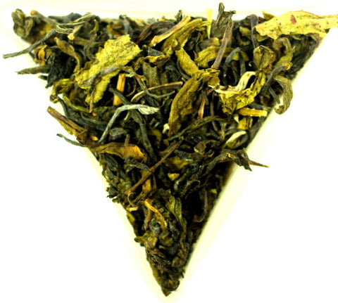 Thailand Choui Fong Green Tea Gently Stirred