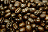 Thailand Doi Chaang Peaberry Coffee Gently Stirred