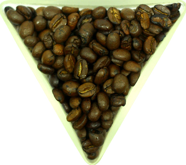 Vietnam Arabica A Grade Coffee Beans Gently Stirred