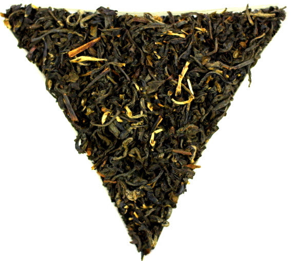 Vietnam Golden Tippy Loose Leaf Tea Gently Stirred