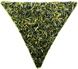Young Hyson loose Leaf Green Tea Gently Stirred