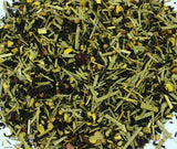Yunnan Strawberry Loose Leaf Flavoured Black Tea Vanilla Liquorice Lemongrass Blackberry Blend
