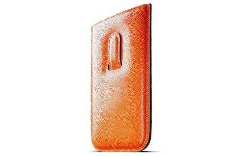 Artisanal Bags Orange Red Leather Wallet - Multiple Colors