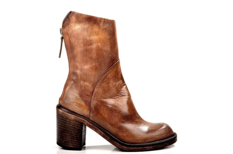 Bootland Boots High Camel Booties