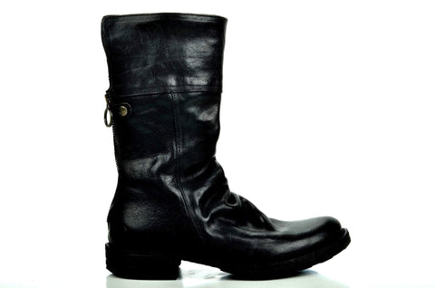 Bootland Boots Rain Leather Boots