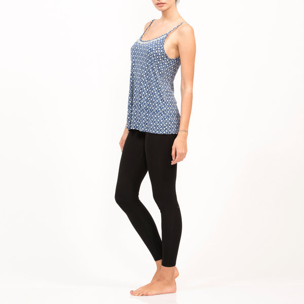 Tank Silk Imperial Top
