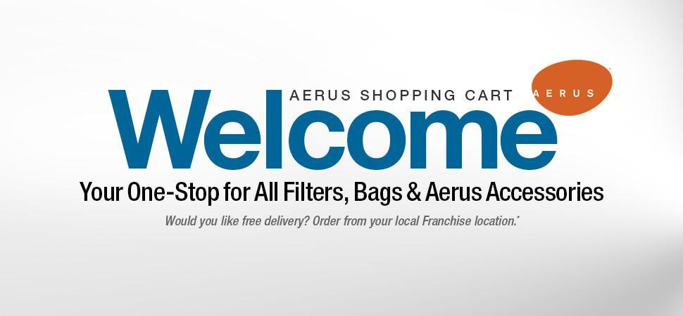 Welcome To The Aerus Store