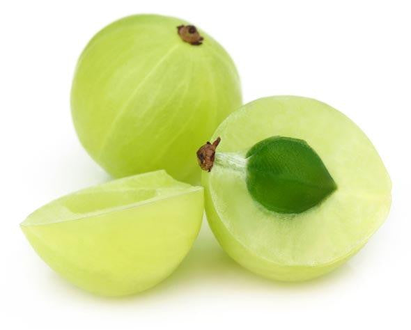 amla: how a sacred fruit brightens the skin