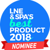 LNE & Spa's Best Product of 2018 Nominee