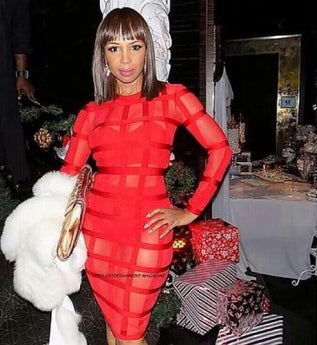 ACTRESS ELISE NEAL IN JESSICA RICH COLLECTION