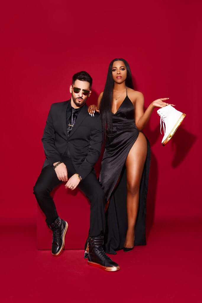 "JESSICA RICH RELEASES ""I AM KING"" MENS LINE  FEATURING SINGER JON B"