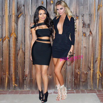 "E! NETWORK'S NEW SHOW ""DASH DOLLS"" IN JESSICA RICH COLLECTION"