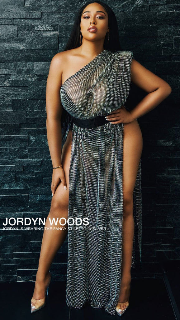 JORDYN WOODS WEARS JESSICA RICH - SHEEN MAGAZINE