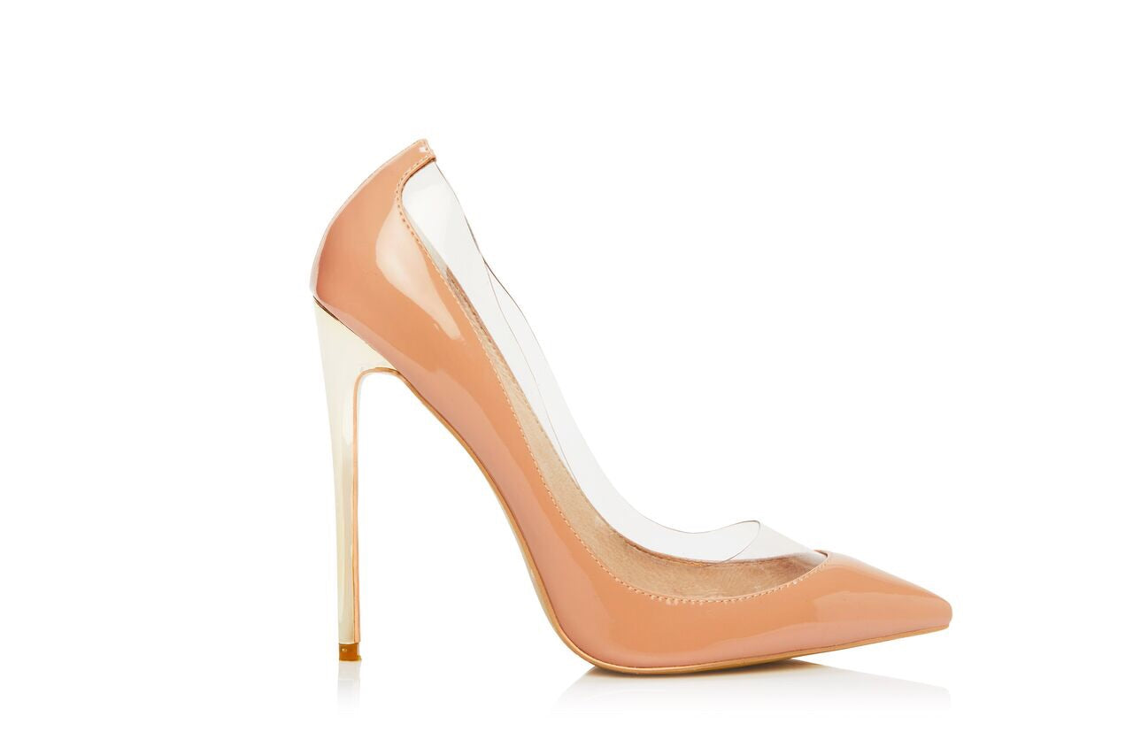 POSH PUMP NUDE