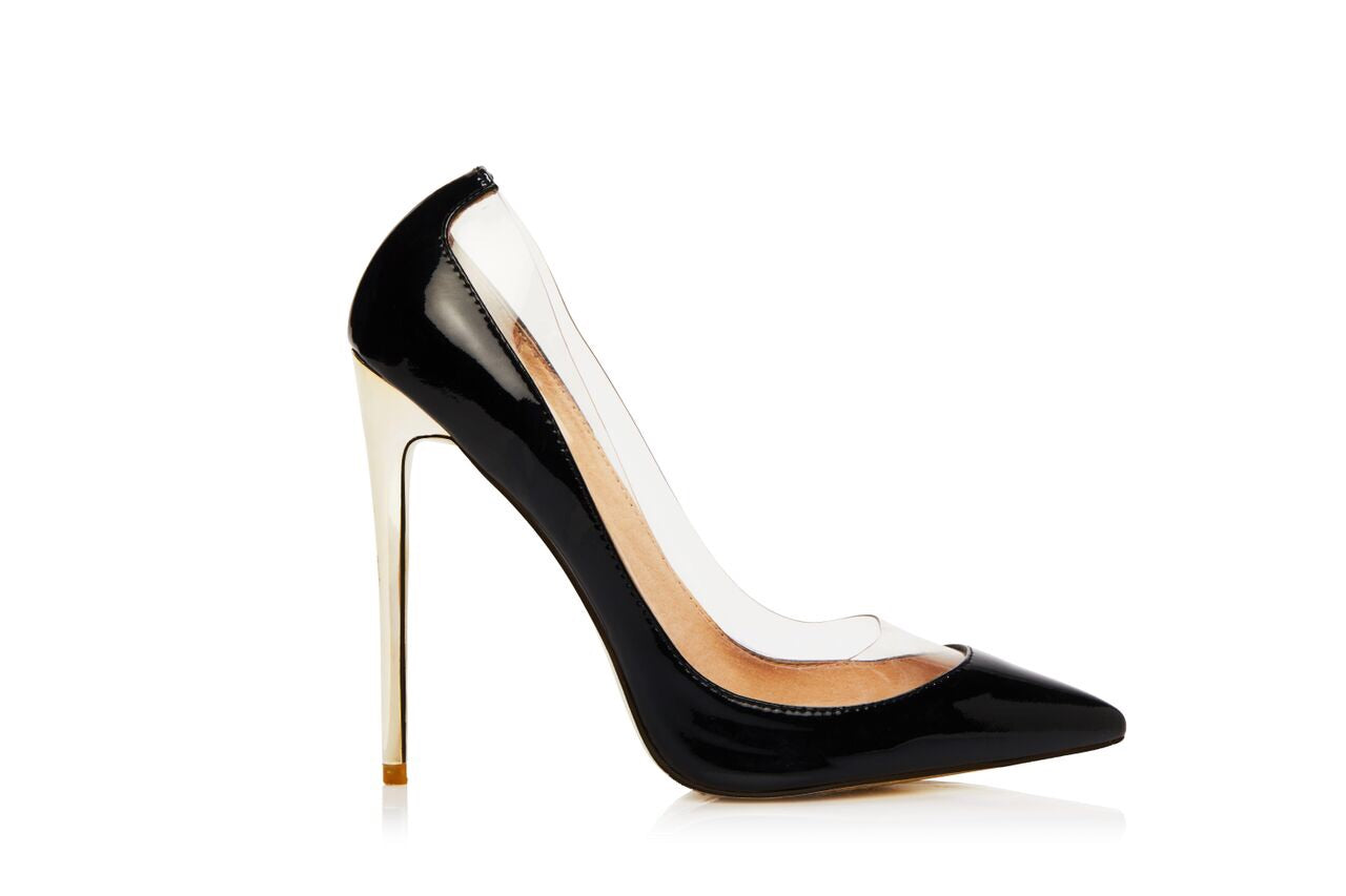 POSH PUMP BLACK