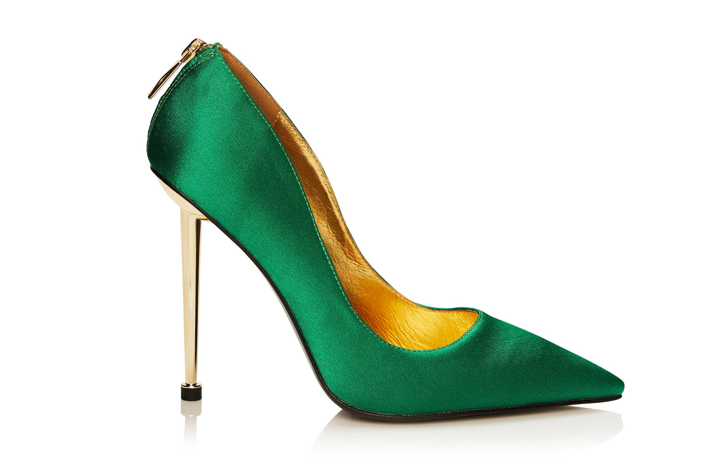 FIONNA STILETTO GREEN
