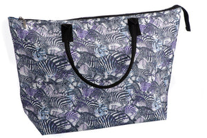 CARAMIA BEACH BAG-ZEBCROSSING