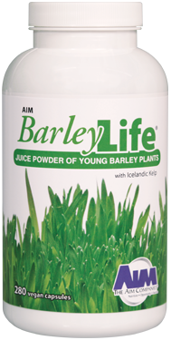 AIM-BARLEYLIFE HARVEST POWDER