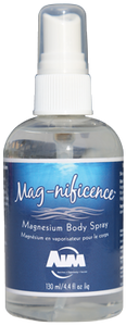 AIM-MAG-NIFICENCE MAGNESIUM SPRAY