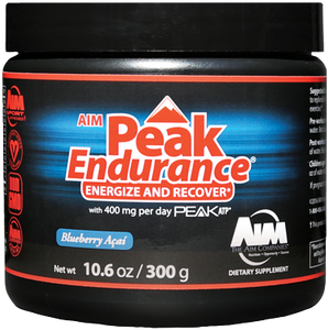 AIM-PEAK ENDURANCE POWDER