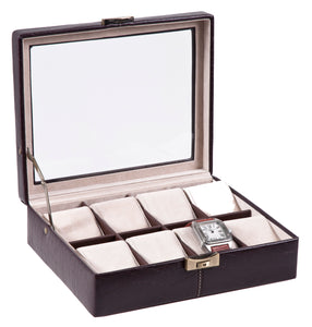 CARAMIA WATCH BOX 8-TIFFANY