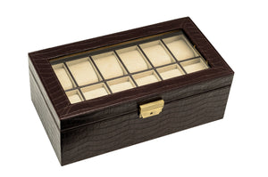 CARAMIA WATCH BOX 24-TIFFANY