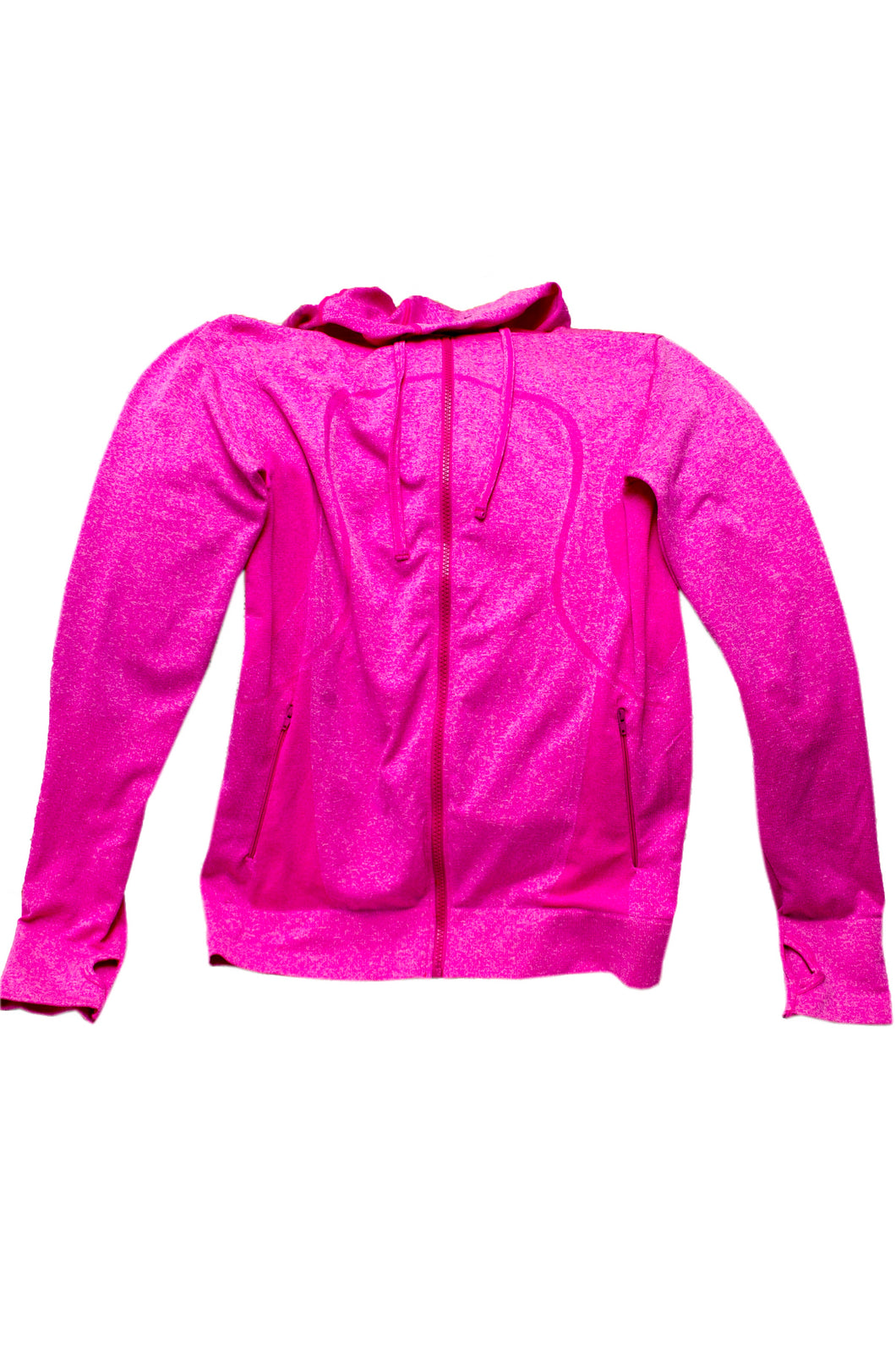 Ladies Pink Active Wear Sweater