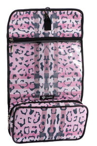 CARAMIA HANGING COSMETIC CASE-PAWBERRY