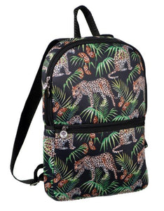 CARAMIA BACKPACK-CATCHMERE SAFARI CAT