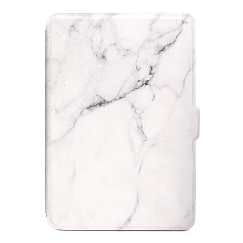 Marble Smart Case for Kindle Paperwhite (Fits 2012, 2013, 2015, 2016 Versions with Built-in Light)