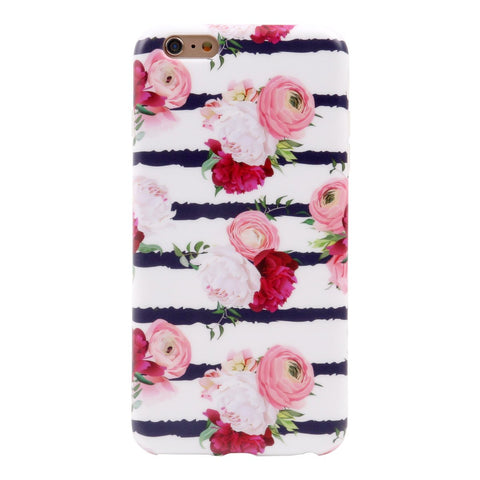 iPhone 6 Plus Floral Case - 2017 - marble iphone case