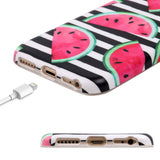 iPhone 7 / 8 Watermelon Case - 2017 - marble iphone case