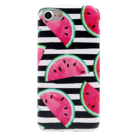 iPhone 6/7 Watermelon Case - 2017 - marble iphone case