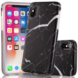 iPhone X Black Marble Case - 2017 - marble iphone case