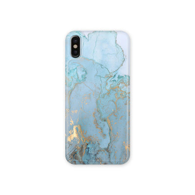 Blue Marble iPhone Case *Limited Edition* - marble iphone case