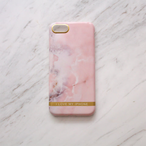 iPhone 7 Case - marble iphone case