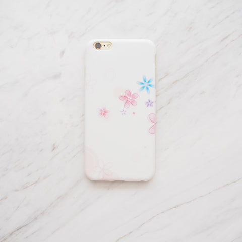 iPhone 6/6S Plus Case - marble iphone case